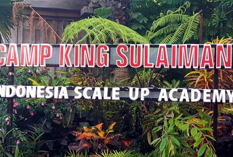 Coach Dr Fahmi - Tak Cukup Lewat Seminar, Ilmu Bisnis Harus Diperdalam Lewat Camp Bisnis