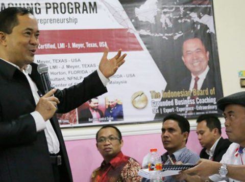 25 tahun merintis karir di dunia pendidikan non formal, kini Coach Fahmi sukses menjadi Coach Bisnis bagi belasan ribu pebisnis